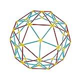 Hape International- Flexistick Estructuras Geodésicas, (E5564)