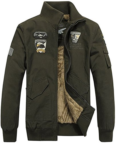 fashciaga-homme-us-air-force-army-bomber-faux-fur-lined-winter-flight-blousons-xxx-large-green-fur