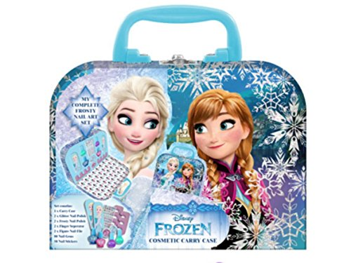 Goodmark Frozen - Nagel Set, 1er Pack (1 x 11 (Figur Frozen Kostüme)