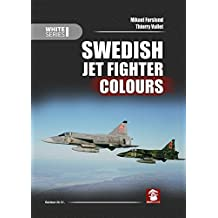 Swedish Jet Fighter Colours (White)