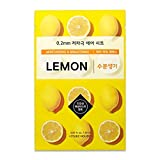 Etude House 0.2terapia Air Mask 10PCS limone