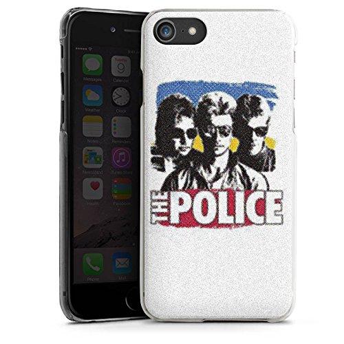 Apple iPhone X Silikon Hülle Case Schutzhülle The Police Fanartikel Merchandise Sting Hard Case transparent