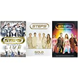 Complete STEPS - The Ultimate DVD Collection : Steps - The Ultimate Tour Live / Steps - Gold: The Greatest Hits / Steps : The End Of The Road Extras