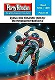 Perry Rhodan-Paket 38: Die Tolkander (Teil 2) / Die Heliotischen Bollwerke: Perry Rhodan-Heftromane 1850 bis 1899 (Perry Rhodan Paket Sammelband)