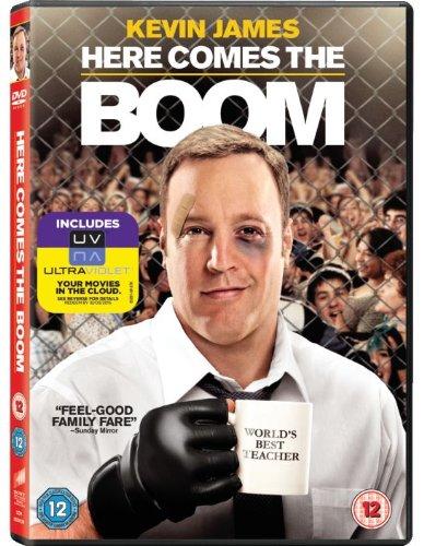 Here Comes the Boom  DVD   UV Copy   2012