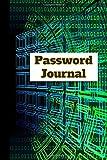 Password Journal: Details of My Websites and Passwords