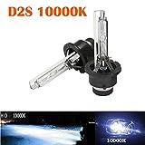 New HID Xenon Brenner D2S Ersatz 10000K DEEP BLUE 35W Auto Licht Lampen 85122851236604053500(Paar)