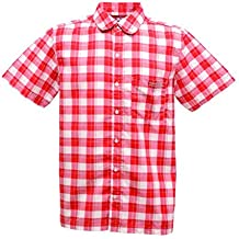 Regatta Breckenridge Shirt, Men's (Chilli Pepper)