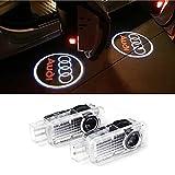 Einstiegsbeleuchtung Door Licht Laser Projektor Logo für A8 A6L A5 A6 A4L A4 A1 R8 Q7