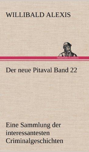Der neue Pitaval Band 22