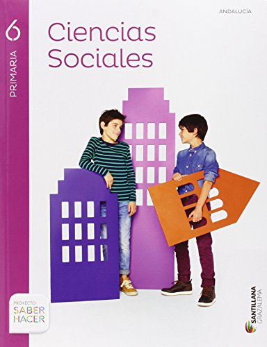 Ciencias sociales + atlas 6 primaria grazalema