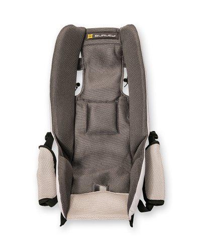 Burley Fahrrad-Kindersitz Baby Insert, grey, 50.8 x 20.3 x 12.7 cm, 960058