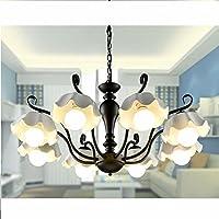 JJGG Un idilliaco lampadari camera da letto soggiorno sala da