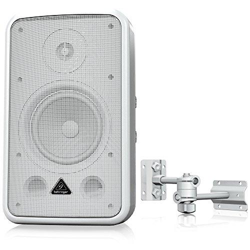 Behringer CE500A-WH altavoz - Altavoces (Color blanco, Corriente alterna, Empotrado en pared/techo,...
