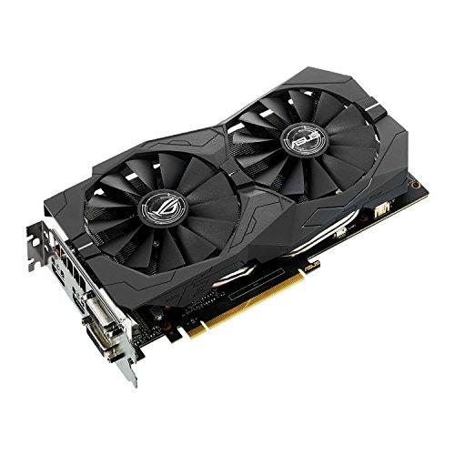 Bargain Asus NVIDIA GeForce STRIX-GTX1050TI-O4G-GAMING 4 GB GDDR5 128 Bit Memory HDMI/DP/DVI PCI Express 3 Graphics Card – Black Reviews