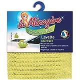 La Ménagère Lavette Gratt'net 32 x 35 cm - Lot de 3