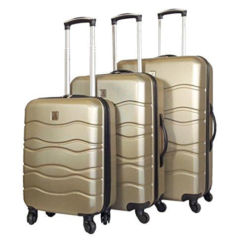 Benzi maleta, champán (Dorado) - BZ-4285