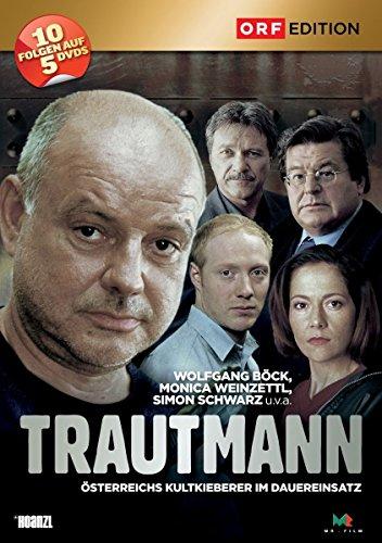 Trautmann: Die komplette Serie (Neuauflage) [5 DVDs] hier kaufen