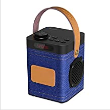 Portable Bluetooth inalámbrico Multimedia Mini Mini altavoz Subwoofer Radio portátil de música de tarjeta de jugador de interfaz USB TF