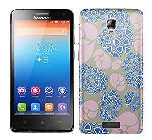 TrilMil Printed Designer Mobile Case Back Cover For Lenovo S660