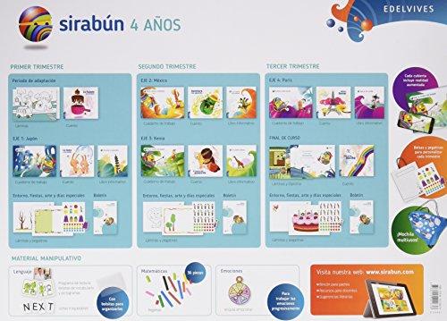 Sirabun-4 años - 9788414002636