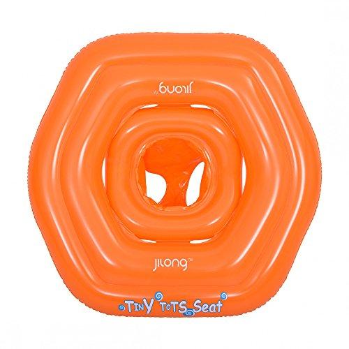 Jilong Baby Plus Schwimmhilfe Babysitz Babysicherheitsring Sitzring EN13138 3 Luftkammern max. 15 kg