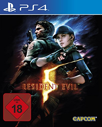 Resident Evil 5 [PlayStation 4]