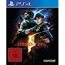 Resident Evil 5 [PlayStation 4]