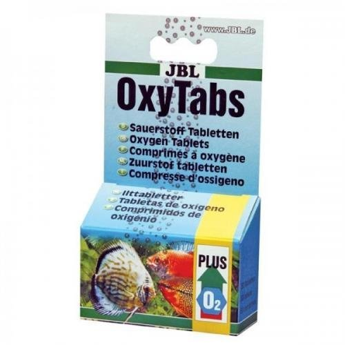 JBL OxyTabs 50 Tabletten, Aquaristikzubehör, Aquarium