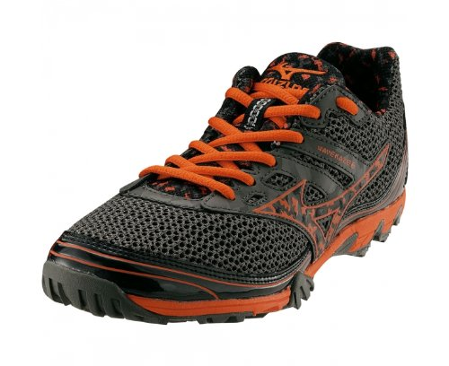 Mizuno Wave Kaze 6 Cross Country Course à Pied à Pique Orange
