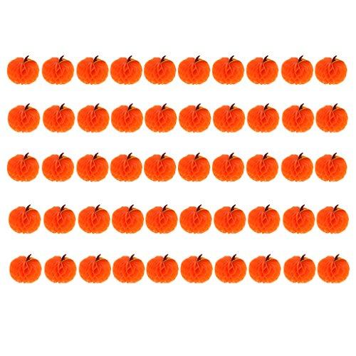 enbälle Wabenkugeln Pompons Deko Kugeln für alle Anlässe, aus Seidenpapier ()