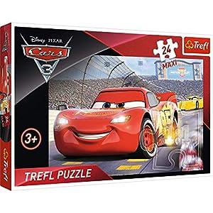 Puzzle Maxi 24 Cars