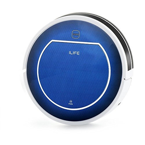 ILIFE V7 Intelligent Cleaner Automatic Household Mute Sweeping Robot Lazy Vacuum Cleaner OBS System