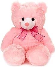 Buttercup Soft Toys Medium Very Soft Lovable/Huggable Teddy Bear for Girlfriend/Birthday Gift/Boy/Girl - 2 Feet (91 cm, Pink
