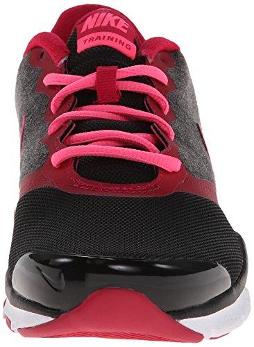 Nike In-Season Tr 4 653543 Damen Fitnessschuhe Schwarz (Black/Cool Grey-Fchs Frc-Hyper Pink)