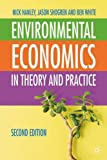 Environmental Economics: In Theory & Practice: In Theory and Practice