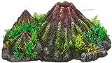 Nobby Aquarien-deko Aqua Ornaments Vulkan mit Pflanzen