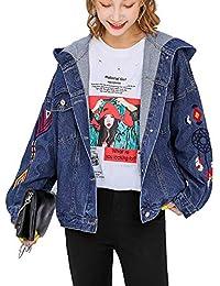 18dbe28814 Amazon.it: jeans donna con ricami - M / Donna: Abbigliamento