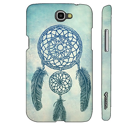 Enthopia Designer Hardshell Case Weave A Dream Back Cover for Samsung Galaxy Note 2  available at amazon for Rs.95