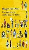 La Tolérance expliquée à tous par Droit