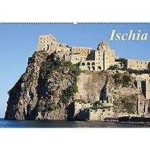 Ischia (Wandkalender 2018 DIN A2 quer): Ischia - die grüne Insel im Golf von Neapel (Monatskalender, 14 Seiten ) (CALVENDO Orte) [Kalender] [Apr 01, 2017] Bildarchiv / I. Gebhard, Geotop