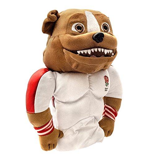 England R.U. Rugby Angleterre ruckley Mascotte Housse pour tête de Driver de Golf-Blanc