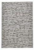 Think Rugs Vegas 6525Flachgewebe Teppich, 100% Polypropylen, Multi, 160 x 220 cm