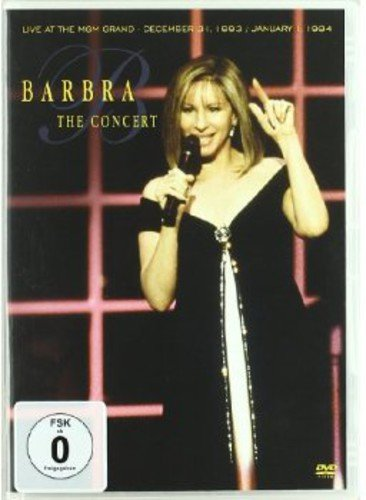 Barbra Streisand - The Concert: Live at MGM Grand