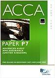ACCA (New Syllabus) - P7 Advanced Audit and Assurance (UK)