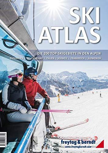 Price comparison product image Ski-Atlas: Die 200 Top-Skigebiete in den Alpen