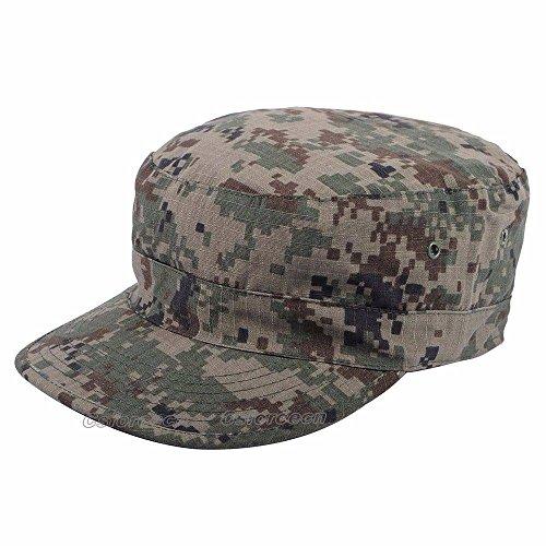 Flagger-Unisex hut Männer Frauen hat Müdigkeit Cap Patrol Hüte Airsoft Hut, Russische Wälder