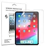NEWZEROL [2 Pack per iPad PRO 11 2018 Matte Protezione per Schermo Simile a Carta Compatibile con Apple Pencil e Face ID [Esperienza di Scrittura fluida] [Full Coverage], Anti-Glare Anti-Scratch