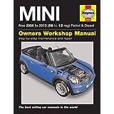 MINI Petrol & Diesel Service and Repair Manual: 2006-2013 (Haynes Service and Repair Manuals)