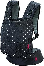 Infantino ZIP 2 in 1 travel carrier™ with Padded shoulder, Shoulder Straps/Wide waist Belt|Easy to fold &